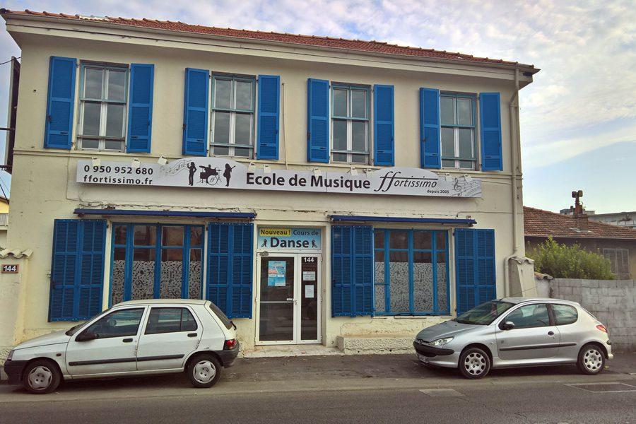 école de musique à Cagnes-sur-Mer