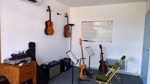 cours de guitare et basse à Cagnes-sur-Mer