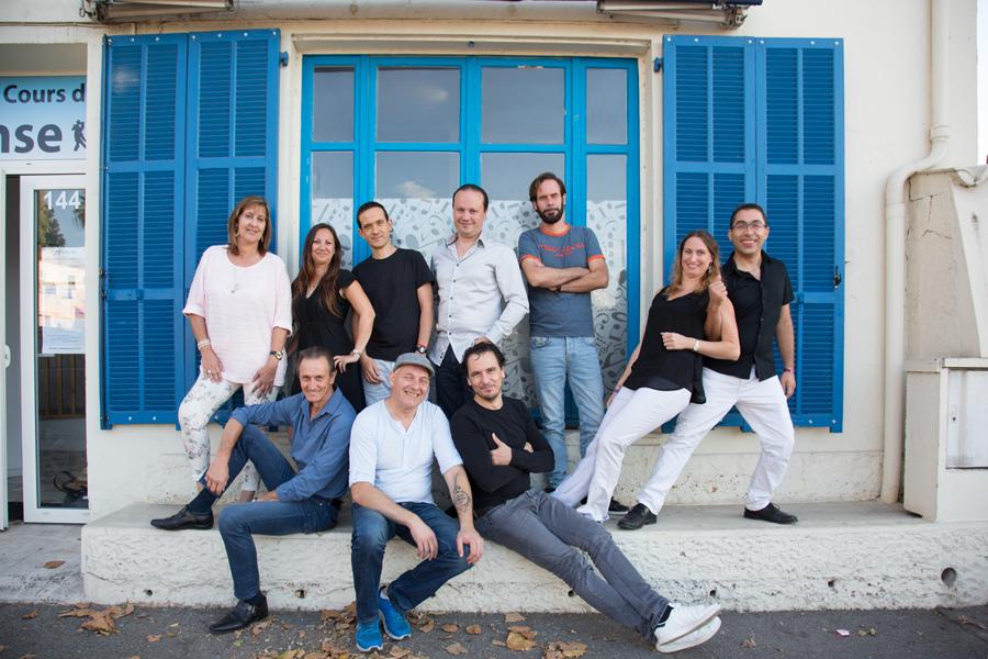 école de musique à Cagnes-sur-Mer - L'équipe
